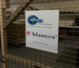 Blancco Data Cleansing