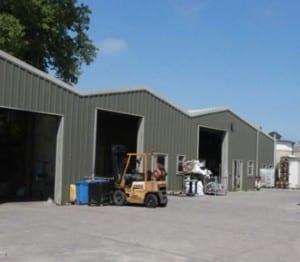 Telecom Recycling Facility