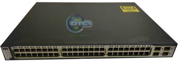 Cisco WS-C3750-48PS-S