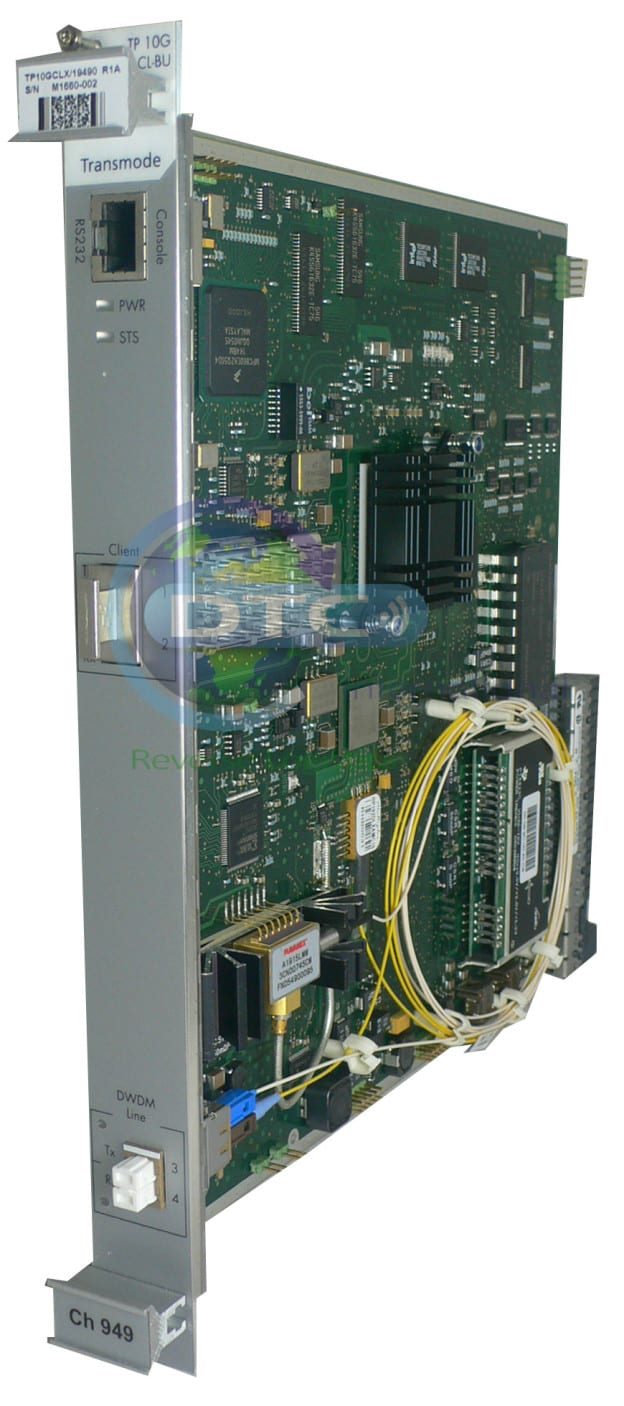 For quotations & availability from DTC International on the Transmode  TP10GCLX-19490, along with a wide range of new, used and refurbished ...